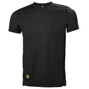 Marškinėliai HH LIFA, juoda L, Helly Hansen WorkWear