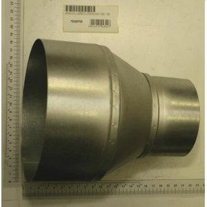 Vooliku üleminek ø160 mm-lt ø 100 mm-le, Scheppach