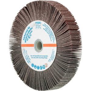 Vėduoklinis diskas 125x20/M14 A80 FR WS, Pferd