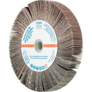 Lameļu disks 125x20/M14 A120 FR WS, Pferd