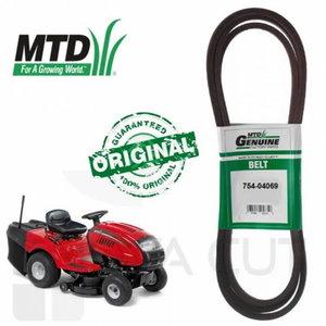 V-belt TYP:HBx105LG, MTD