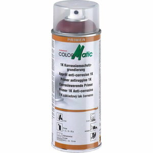 Etch primer COLORMATIC red-brown 400ml, Motip