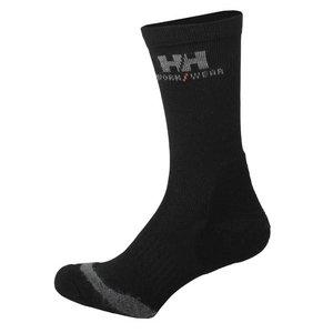 Welders socks Fakse, black, Helly Hansen WorkWear