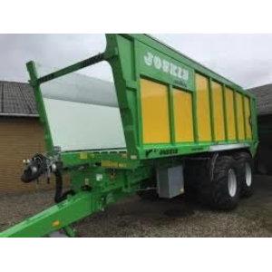 Multipurpose trailer  Dakkar 7600/33D180, Joskin