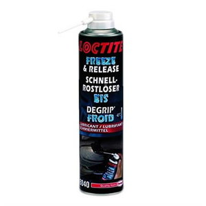 Impregnation oil with freez LB 8040 400ml aerosol, Loctite