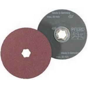 Керамические шлифовальные диски CC 115 CO60, PFERD