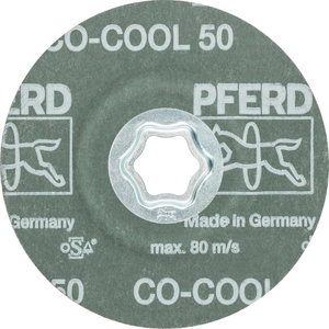 Šķiedras disks 115mm P50 CO-COOL CC, Pferd