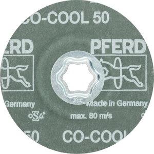 Šķiedras disks 115mm P50 CO-COOL CC, Pferd