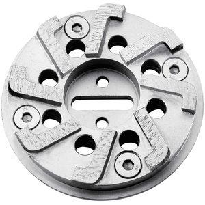Instrumenta galva ar dimanta disku DIA HARD-RG 80, diametrs, Festool