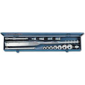 raktų dinamometrinių kompl. DREMOMETER C 8562-40, Gedore