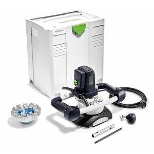 Renovēšanas-frēzēšanas mašīna RG 150 E-Set DIA HD, Festool