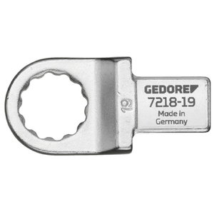 Atslēga n.7218-30,14x18mm, Gedore