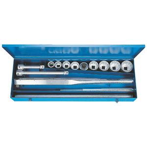 Dinamometrinis raktas DREMOMETER E 750-2000 N·m kompl.  8564-03, Gedore