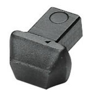 Rectangular weld-on fitting SE 14x18, Gedore