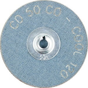 Slīpdisks  50mm P120 CO-COOL CD, Pferd