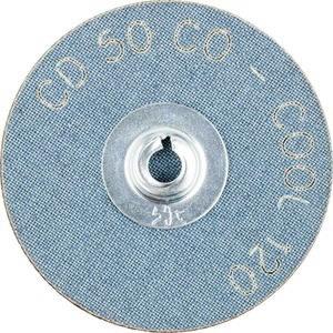 ABRASIVE DISCS 50mm P120 CO-COOL CD, Pferd