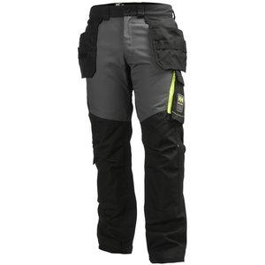 Kelnės AKER CONSTRUCTION, juodos C48, Helly Hansen WorkWear