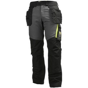 Kelnės AKER CONSTRUCTION, juodos C52, Helly Hansen WorkWear