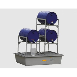 Stackable barrel support for 60 l drum, Cemo