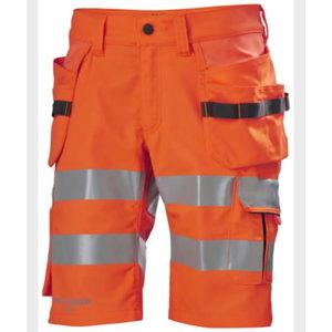 Shorts construction Alna 2.0 stretch, hi-vis CL1, orange, Helly Hansen WorkWear