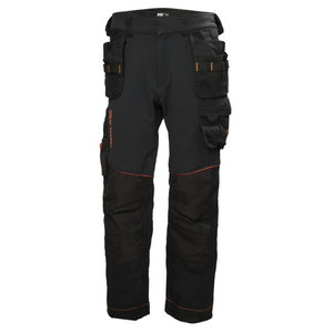 CHELSEA EVOLUTION CONST PANT, black C52, Helly Hansen WorkWear