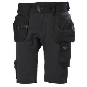 CHELSEA EVOLUTION CONST SHORTS, black, Helly Hansen WorkWear