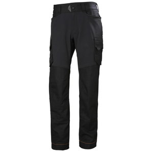 CHELSEA EVOLUTION SERVICE PANT, black C48, Helly Hansen WorkWear
