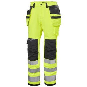 Sieviešu augstas redzamības bikses LUNA CONSTRUCTION CL 2 C3 C38, Helly Hansen WorkWear