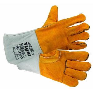 Welding gloves split cowhide Kevlar Tiger, MOST