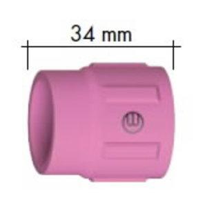 Keraamiline gaasidüüs Abitig 500W d=24,3mm l=34mm, Binzel