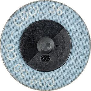 Šlifavimo diskas 50mm P36 CO-COOL CDR Roloc, Pferd