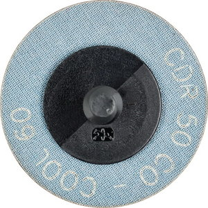 Slīpdisks 50mm P60 CO-COOL CDR (ROLOC), Pferd