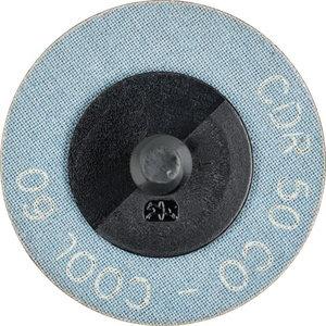 Slīpdisks 50mm P60 CO-COOL CDR (ROLOC), Pferd
