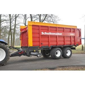 Loaderwagon  RAPIDE 780 S, 57 m3, Schuitemaker