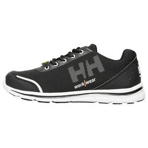 Work shoes OSLO SOFT TOE O1 SRC ESD, black/orange 43, Helly Hansen WorkWear