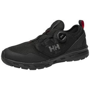 Work shoes Chelsea Evo BRZ BOA O1 SRC, black 45, HELLYHANSE