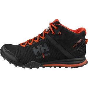 Darbiniai batai RABBORA , juoda/oranžinė, HELLYHANSE