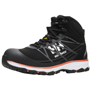 Chelsea Evolution Mid Cut S3 Safety Boot 44, Helly Hansen WorkWear