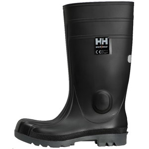 Safety rubber boots Vollen, black, 43