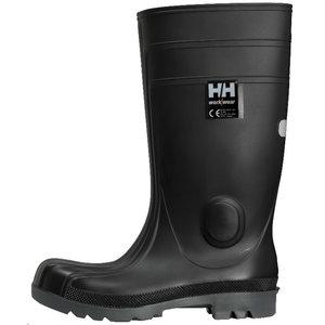 Safety rubber boots Vollen, black, 45
