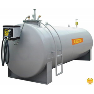Diesel tank station 10T tank with tanking syst. CUBE 70 K33, Cemo
