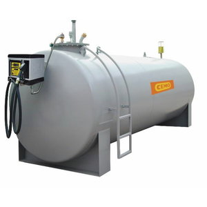 Steel tank without accessories 10000L, Cemo