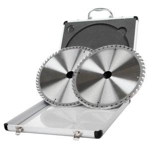 Pjovimo diskų rinkinys 2 vnt.HW 315x2,8/30 mm Z24/48, Scheppach