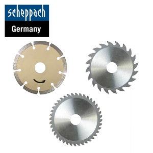 3 asmeņu komplekts, PL 285, Scheppach