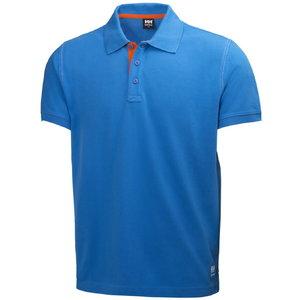 Marškinėliai OXFORD POLO blue 2XL, Helly Hansen WorkWear