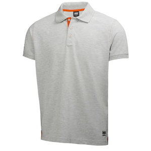 Polo krekls OXFORD, pelēka M, HELLYHANSE