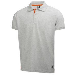 Marškinėliai OXFORD POLO, grey melange XL, Helly Hansen WorkWear