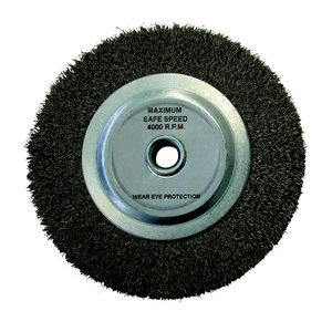 Wire disc 150x13 5x12 7 SM150LB, Scheppach