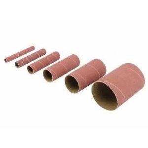 Sanding sleeve set, K120. OSM 100 K120, Scheppach