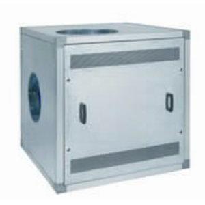 Extraction fan SIF-1200(LI) (exSF12000 LI) sound absorb.case, Plymovent